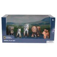 National Geographic - Set 5 figurine Animale din Jungla