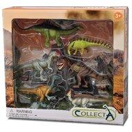 Collecta - Set 6 figurine Dinozauri pictate manual WB