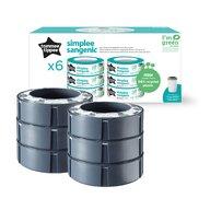 Tommee Tippee - Set Simplee , Reciclabile, 6 rezerve