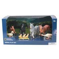 National Geographic - Set 7 figurine Animale domestice