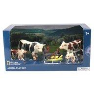 National Geographic - Set 7 figurine Animalute de la ferma