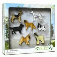 Collecta - Set 7 figurine Caini