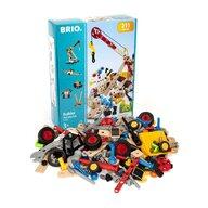 BRIO - Set de constructie Multifunctional , 211 piese
