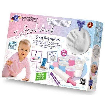 FEUCHTMANN - Set amprentare bebelusi