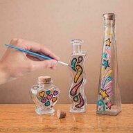 Tobar - Set creativ Pictura pe sticla