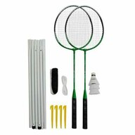 DHS - Set badminton 2 rachete