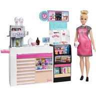 Papusa Barbie Set cafenea Cu accesorii by Mattel Cooking and Baking