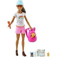 Barbie - Papusa  Cu accesorii, Cu figurina by Mattel Wellness and Fitness