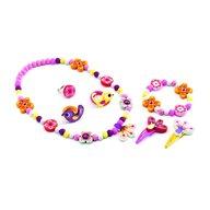Djeco - Set bijuterii flori