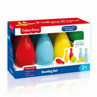 Fisher-Price - Set bowling colorat