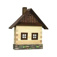 Walachia - Set Cabana din lemn decorativa pentru perete,