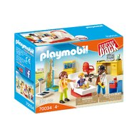 Playmobil - Set cabinetul pediatrului