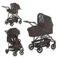 Fisher-Price - Set carucior Toronto 4 Trioset FP Gumball Black