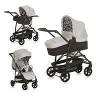 Fisher-Price - Set carucior Toronto 4 Trioset FP Gumball Grey