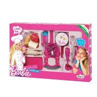 Faro - Set complet de ustensile bucatarie Barbie