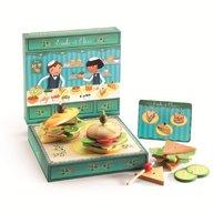 Djeco - Set confectionat sandvisuri copii