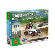 Alexander Constructor - Set constructie 181 piese metalice Constructor Bob Incarcatorul frontal, Alexander