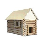 Walachia - Set constructie arhitectura Vario Suitcase, 72 piese din lemn,