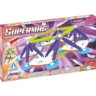 Supermag - Set constructie Clasic Trendy, 120 piese