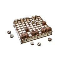 EWA - Puzzle 3D Gameset , Puzzle Copii , Cu mecanism din Lemn, piese 620