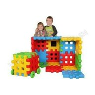 Bj Plastic - Set constructie exterior Building blocks