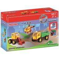 Fischertechnik - Set constructie Junior Little Starter, 6 modele