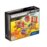 Geomag - Set constructie magnetic Gravity Race Track, 115 piese