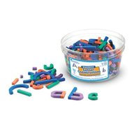 Learning Resources - Set constructie magnetic Litere si cifre