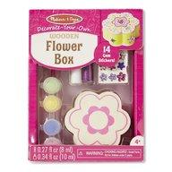Melissa & Doug - Set creatie Cutiuta floare