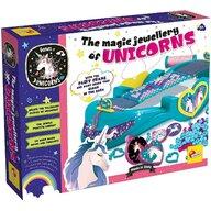 LISCIANI - Set creativ - Bijuterii magice cu unicorni