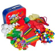 Knorrtoys - Set creativ Arts and Crafts 300 de piese