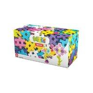 Meli Maxi - Set creativ de constructie, Maxi Pink 50 piese mari, Meli