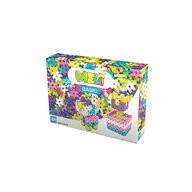 Meli Basic - Set de constructie creativa Basic Girls 300 piese, Meli
