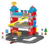 Dolu - Set de constructie Garaj cu 3 niveluri
