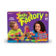Learning Resources - Set de constructie Gears! Wacky factory