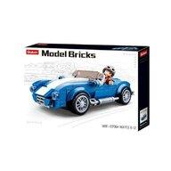 Sluban - Set de constructie Vehicul Macheta Masina Sport clasica , 169 piese