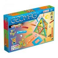 Geomag - Set de constructie magnetic Confetti, 68 piese