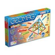 Geomag - Set de constructie magnetic Confetti, 88 piese