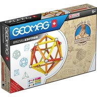 Geomag - Set de constructie magnetic Editie Speciala Leonardo da Vinci, 67 piese