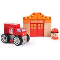 Topbright - Set de constructie Sectia de pompieri