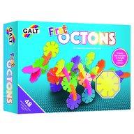 Galt - Set de construit First Octons 48 piese