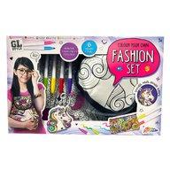 Grafix - Set de creatie 3 in 1 Fashion