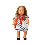 Dress Your Doll - Set de croitorie hainute pentru papusi Couture Cecily Retro,