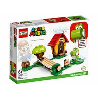 LEGO - Set de extindere Casa lui Mario si Yoshi ® Super Mario, pcs  205