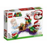 LEGO - Set de extindere Provocare cu plante prianha ® Super Mario, pcs  267