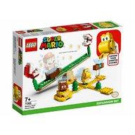 Set de extindere Toboganul Plantei Piranha LEGO® Super Mario, pcs  217