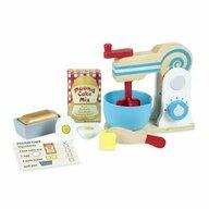 Melissa & Doug - Set de joaca Mixer pentru prajituri