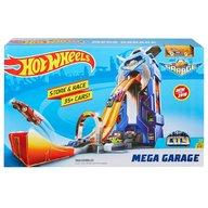 Hot Wheels - Set de joaca Mattel - Mega Garaj