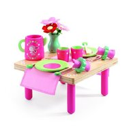 Djeco - Set de luat masa