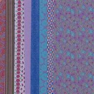 Dress Your Doll - Set de materiale hainute pentru papusi Couture Purple,